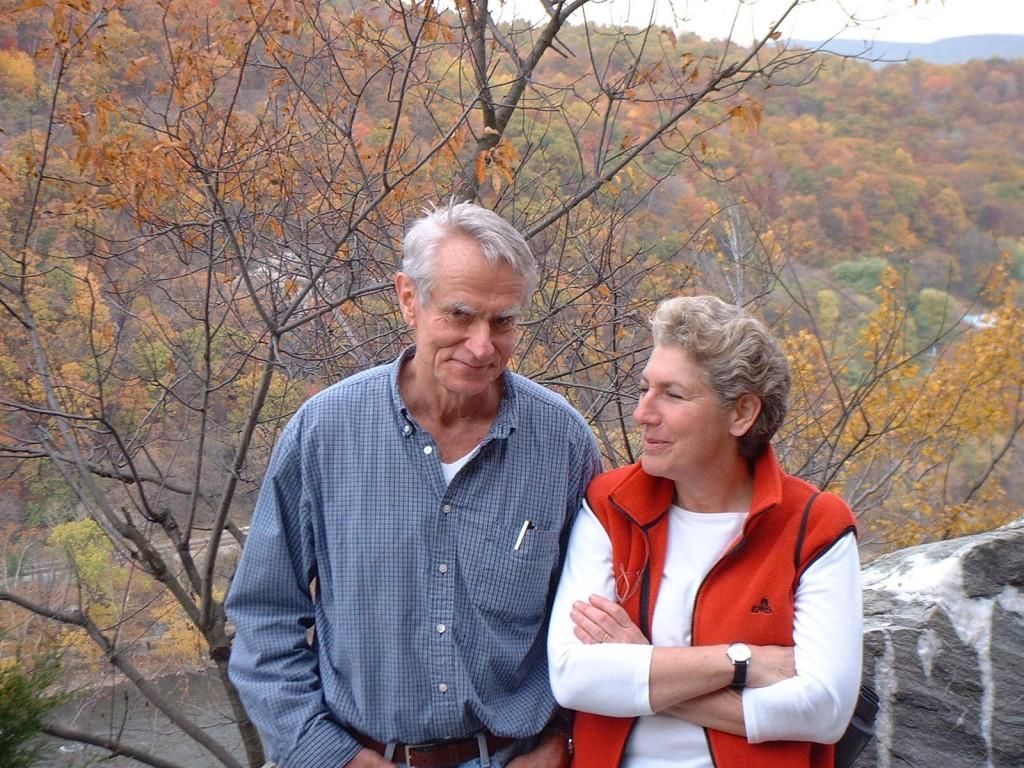 Michaele and her husband John